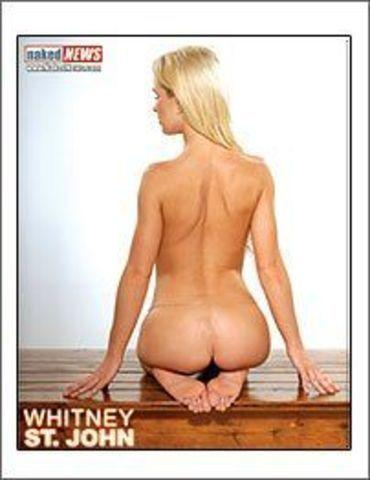 Hot photos Whitney St. John tits