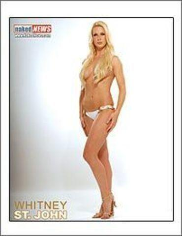 actress Whitney St. John 2015 sky-clad foto home
