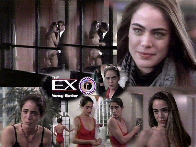 celebritie Yancy Butler 18 years stripped photography in public