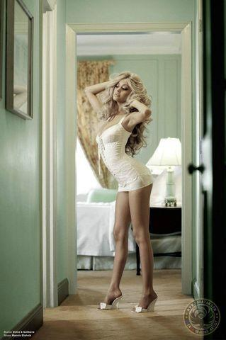 models Zahia Dehar 23 years flirtatious photography home