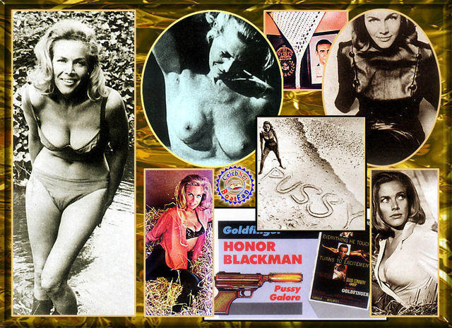 celebritie Honor Blackman young Without swimsuit snapshot beach