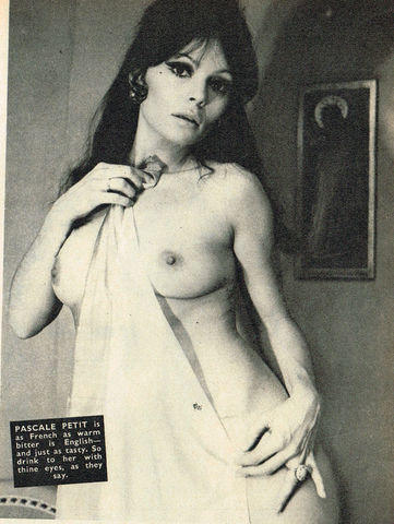 Pascale Petit nude photo