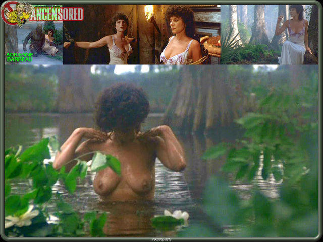 celebritie Adrienne Barbeau young bare snapshot beach
