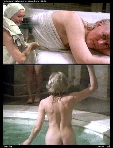 actress Vanessa Redgrave 19 years breasts picture home