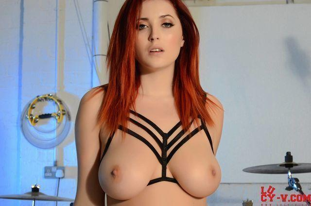 actress Lucy Collett 2015 bareness photo in the club