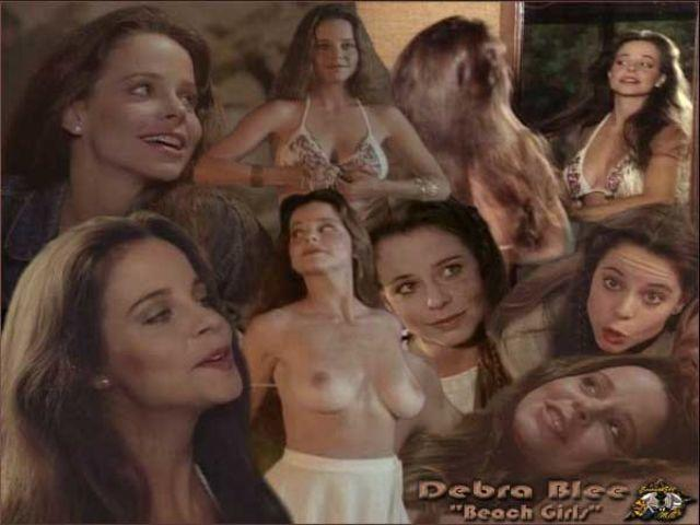 models Debra Blee 22 years melons picture home