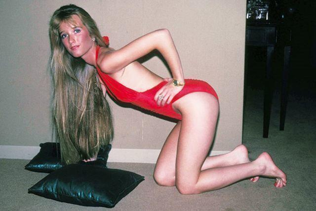 Naked Kim Richards foto