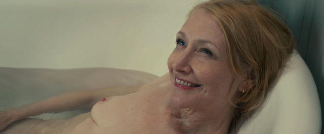models Patricia Clarkson 21 years inviting foto beach
