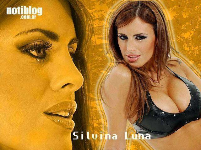 actress Silvina Luna 20 years bare image in public