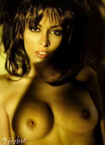 Nora Amile topless image