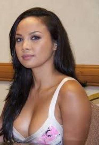 actress Dawn Jaro 2015 Without swimsuit photos in public