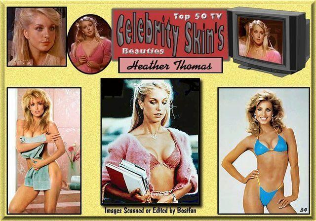Sexy Heather Thomas image HD