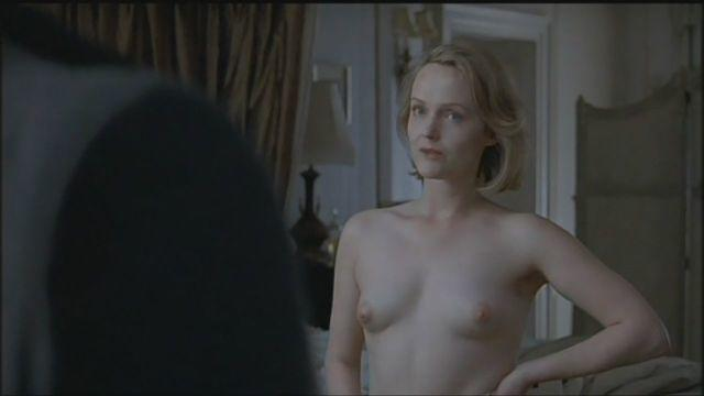 models Miranda Richardson 24 years Without bra art in the club