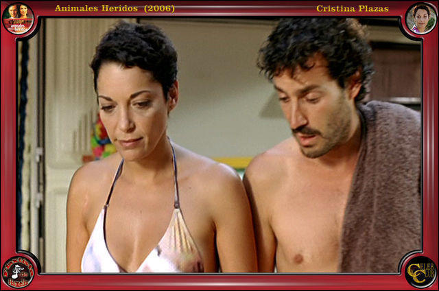 celebritie Cristina Plazas 25 years breasts image home