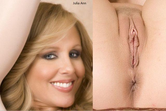 celebritie Julia Ann 19 years bare-skinned art home