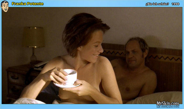 Naked Franka Potente picture