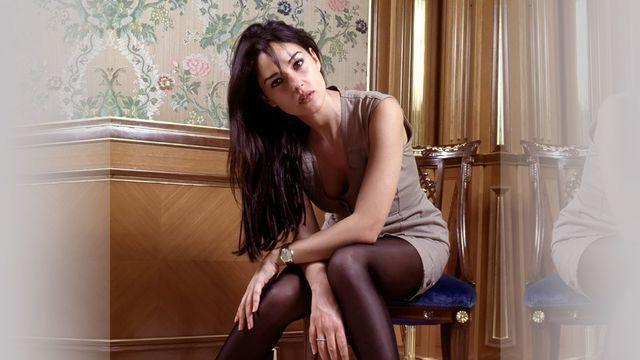 Naked Monica Bellucci foto
