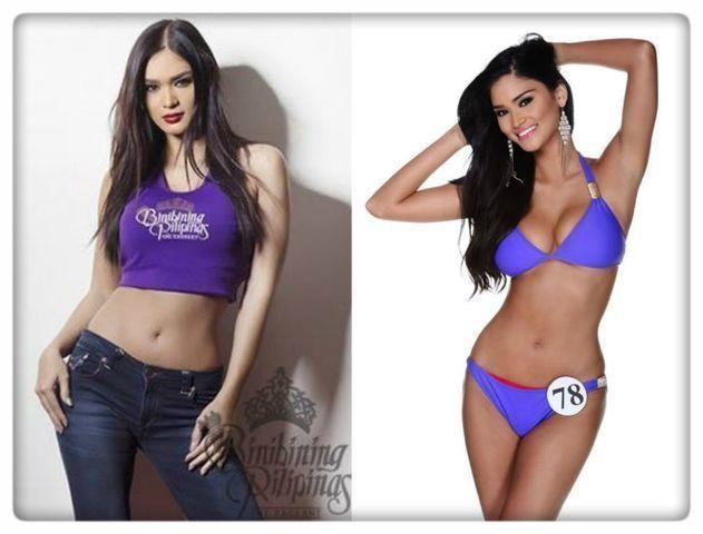 Pia Wurtzbach topless photoshoot