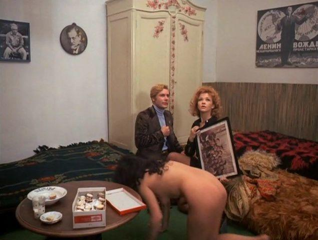 celebritie Milena Dravic 23 years unclad image home