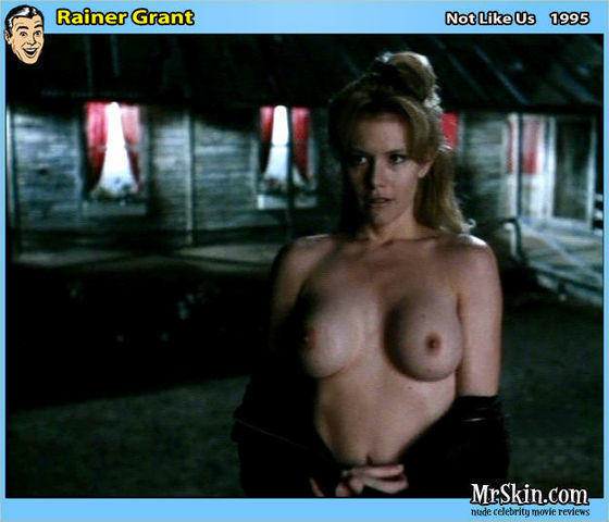 actress Rainer Grant 22 years private image beach