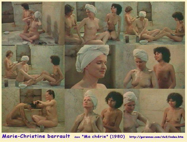 Marie-Christine Barrault topless photo