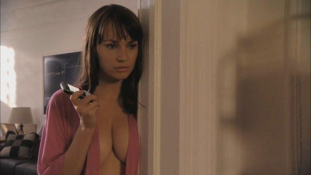actress Julie Ann Emery young raunchy picture in public