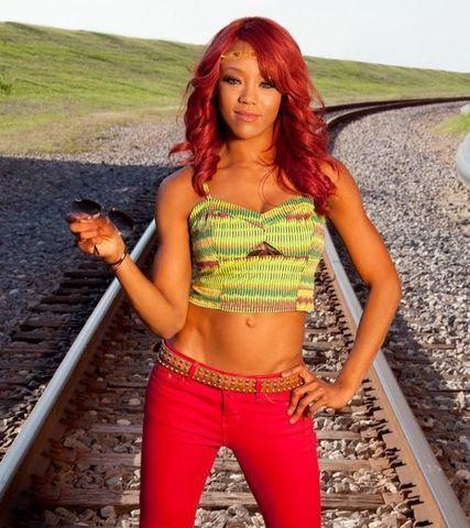 models Alicia Fox 23 years concupiscent photos in public