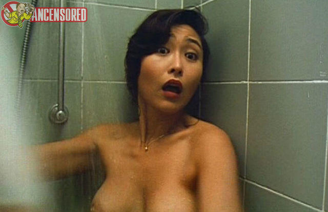 celebritie Veronica Yip 18 years in the buff photos home