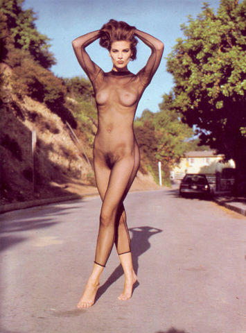Terry Farrell nude image