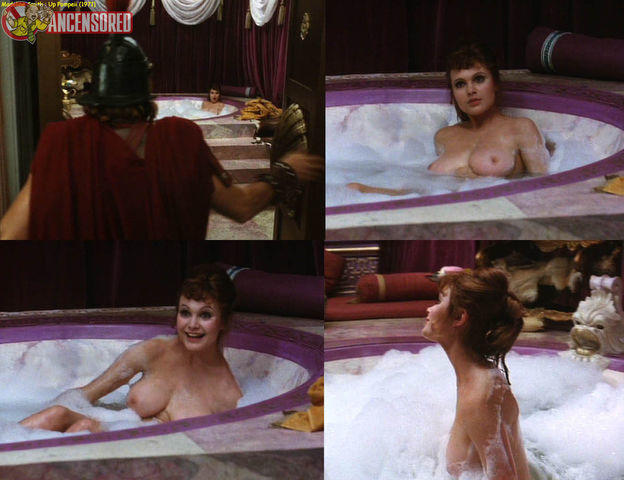 Hot snapshot Madeline Smith tits