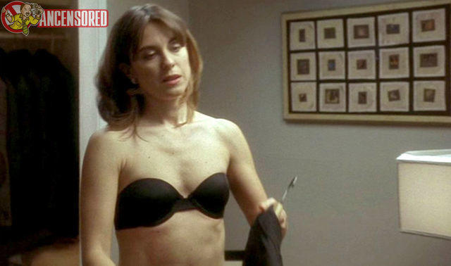 actress Rebecca Pidgeon 24 years bawdy picture beach