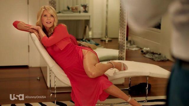 Christie Brinkley nude photoshoot
