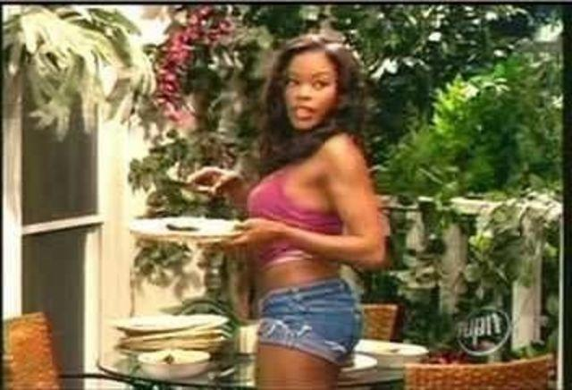 Golden Brooks nude photos