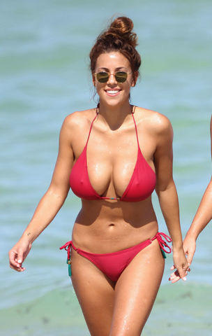 Hot picture Devin Brugman tits