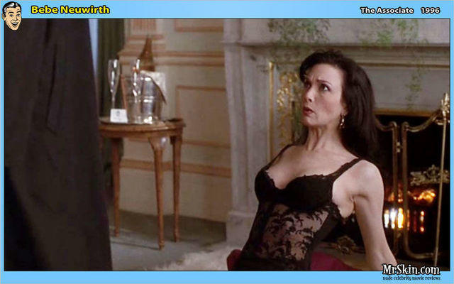 models Bebe Neuwirth 23 years laid bare picture home