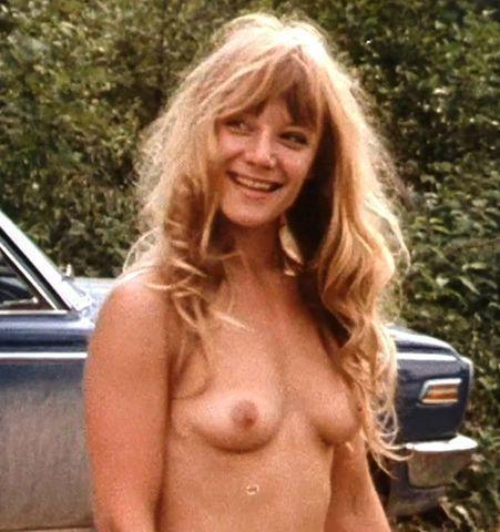 Christina Stenius topless photo