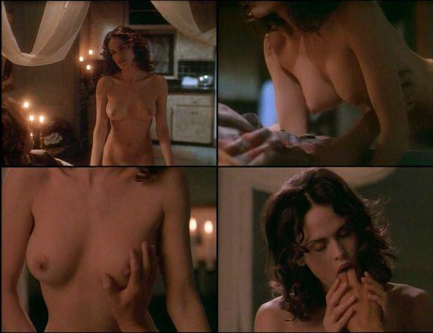 Justina nackt Vail Lucy Lawless