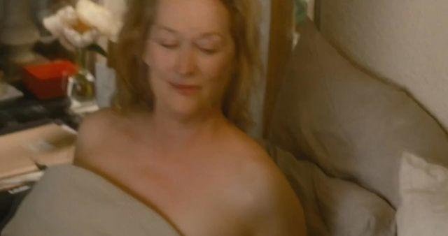 Naked Meryl Streep photos