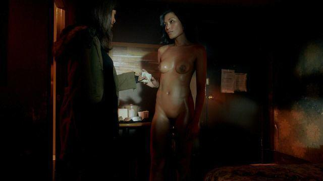 Kira Clavell topless image