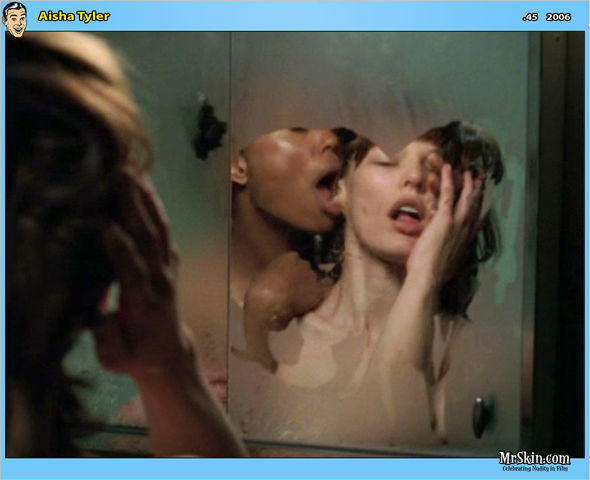 celebritie Aisha Tyler 20 years sexual photos in the club