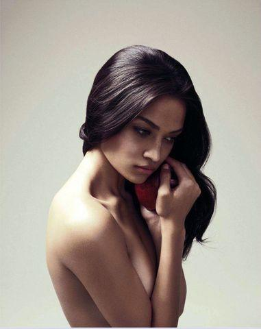 models Shanina Shaik 2015 teat photography home
