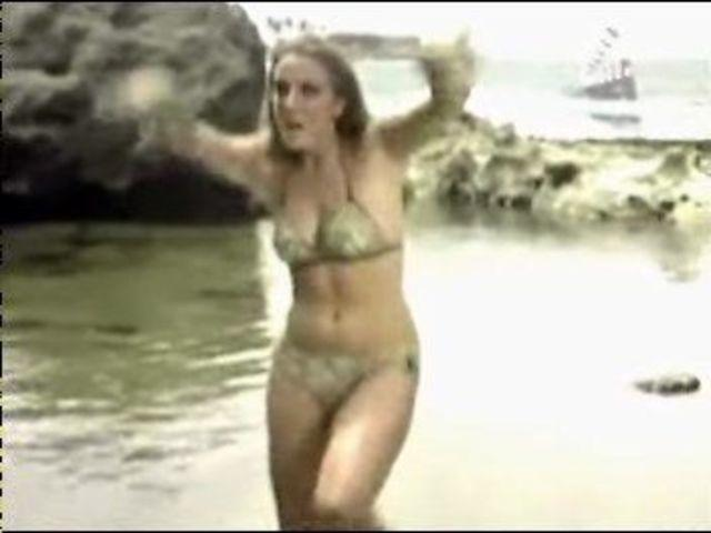 actress Jacqueline Voltaire 19 years undress image beach