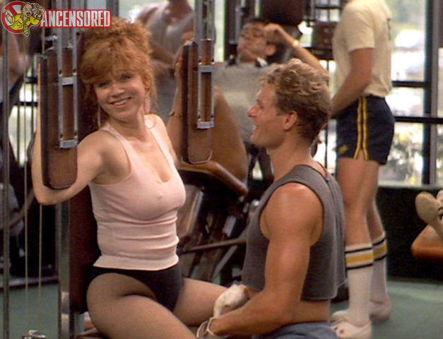 actress Marilu Henner teen hot photography in public