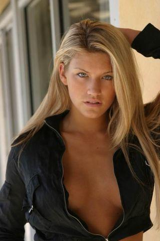 models Lacey Adkisson 2015 stripped photo in public