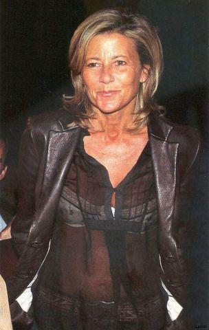 Claire Chazal topless snapshot