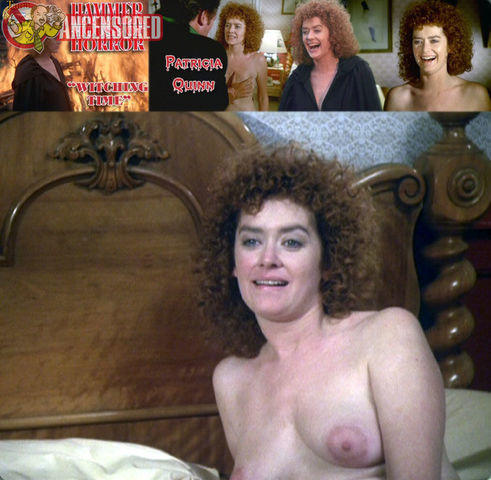Hot photoshoot Patricia Quinn tits