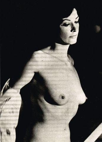 actress Anna Moffo young nude art photography home