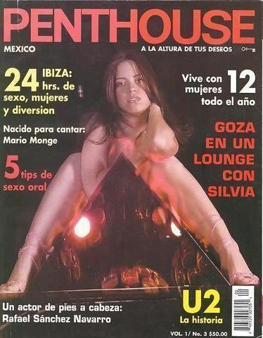 actress Silvia Ramirez 20 years impassioned photo in the club
