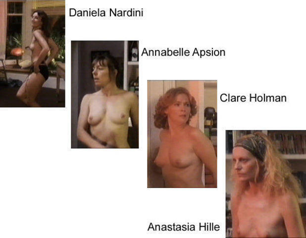 Hot photography Annabelle Apsion tits