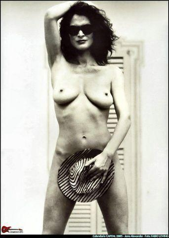 Jane Ana Alexander topless photos